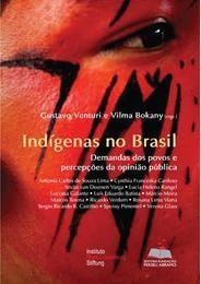 "Lançamento ""Indígenas no Brasil"""