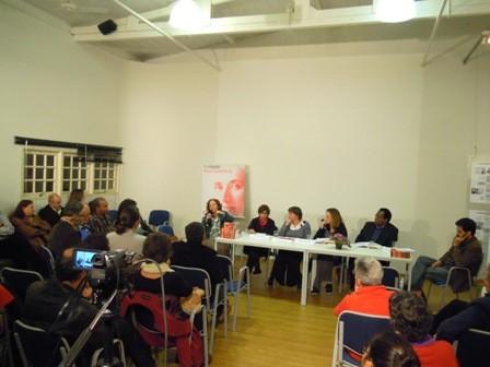 """""""Indígenas no Brasil"""" é lançado na sede da Fundação Rosa Luxemburgo"""