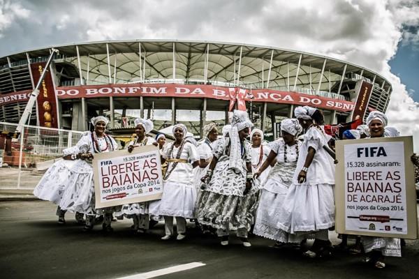 Cinco histórias de vitórias populares contra violações de direitos nos preparativos da Copa
