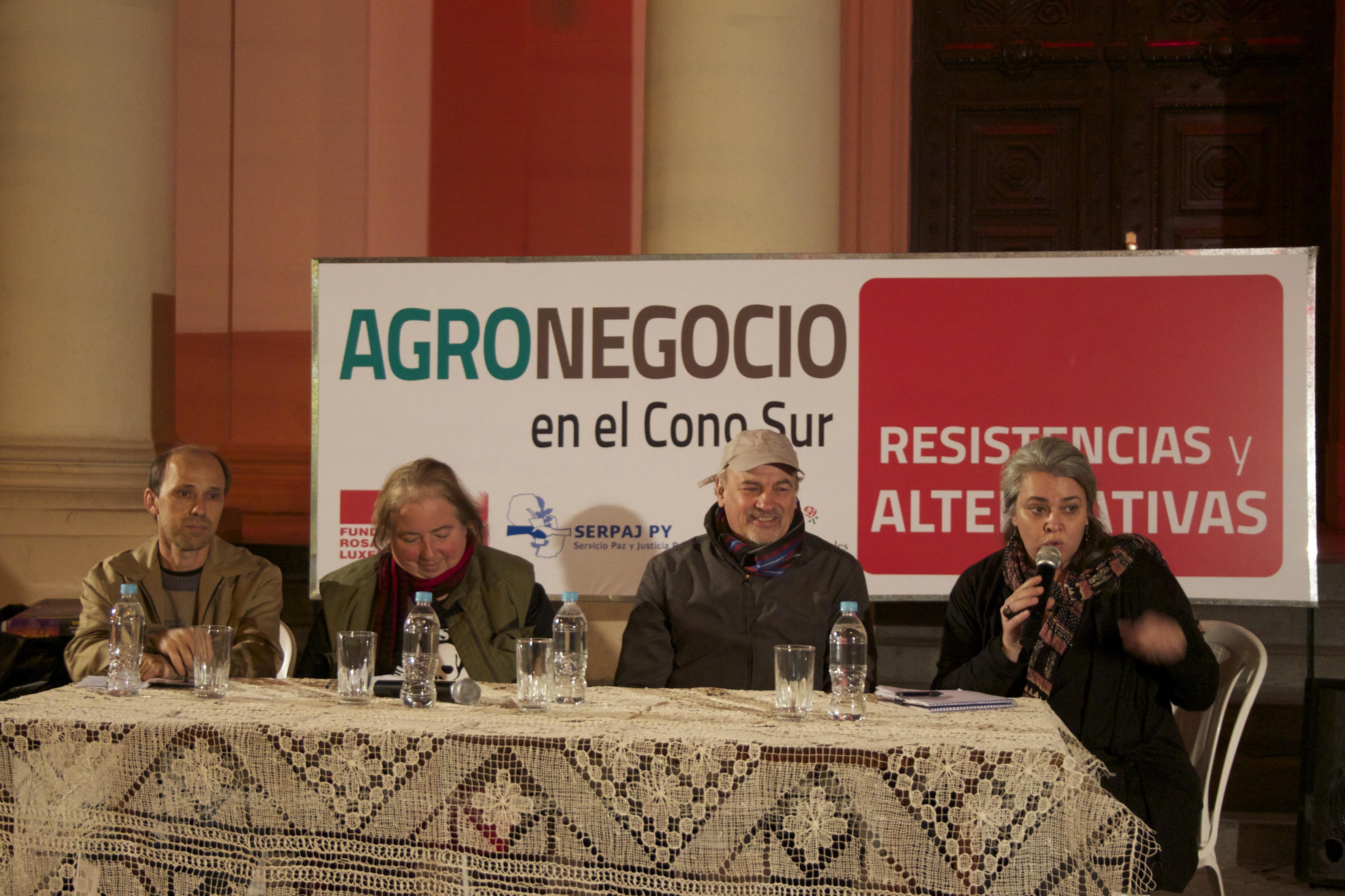 """""""Agrobusiness im Cono Sur – Widerstand und Alternativen"""""""