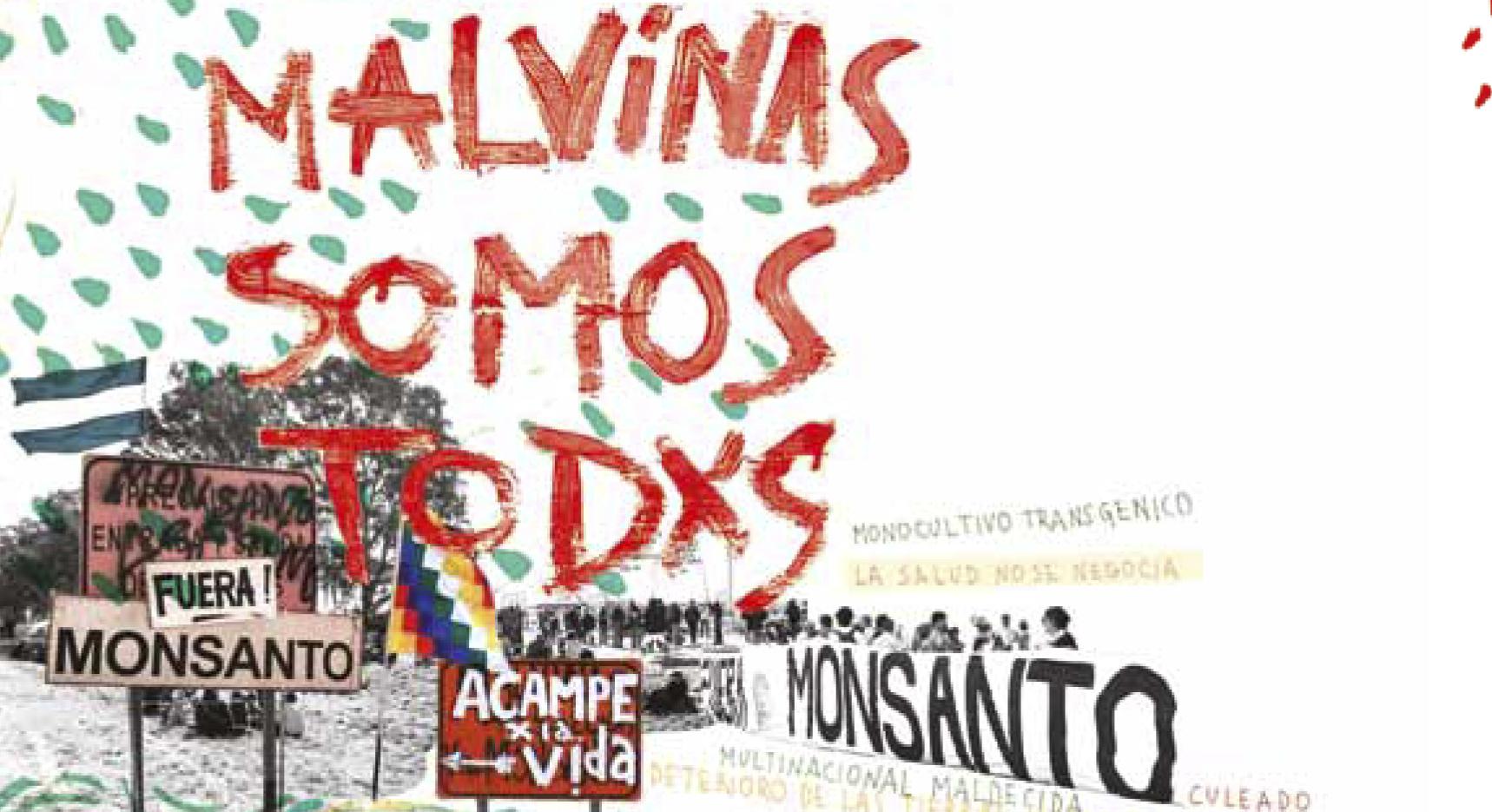 Malvinas: un pueblo en lucha contra Monsanto