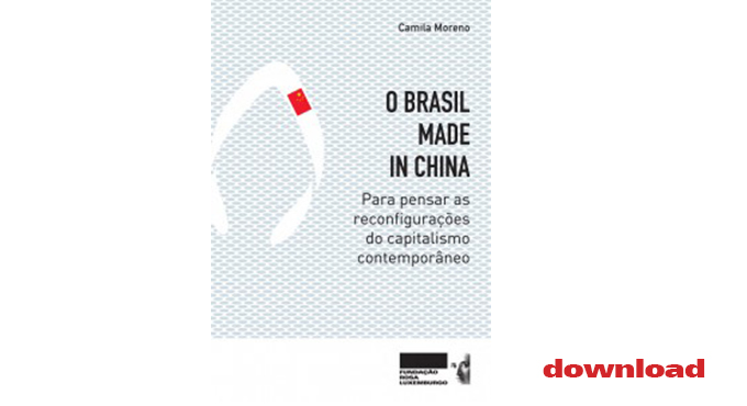 O Brasil made in China
