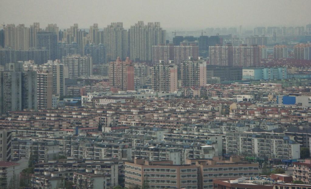 Shanghai, a cidade com mais habitantes do mundo. Foto: Camila Moreno