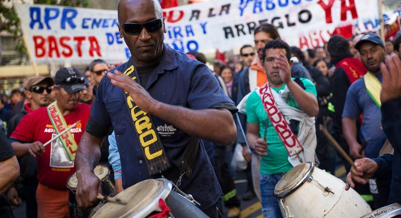 Protesta contra el TISA