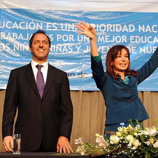 Argentinien droht Strukturanpassung