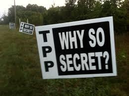 Publican tardíamente una «versión» del TPP