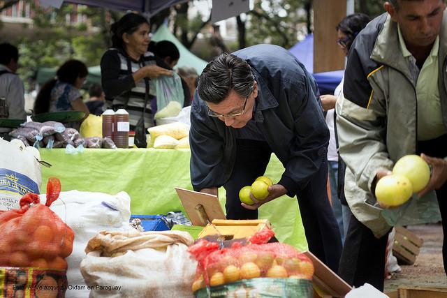 La suba de precios de alimentos en Paraguay