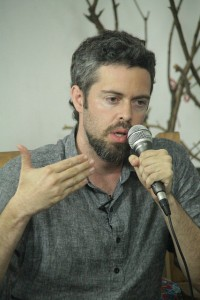O antropólogo Salvador Schavelzon