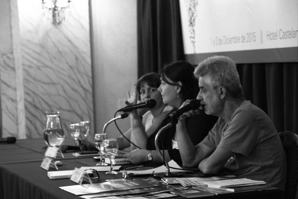 Sebastião Neto, Victoria Basualdo und Verena Glass