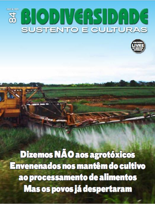 Biodiversidade, sustento e culturas 84/2015