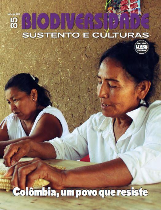 Biodiversidade, sustento e culturas 85/2015
