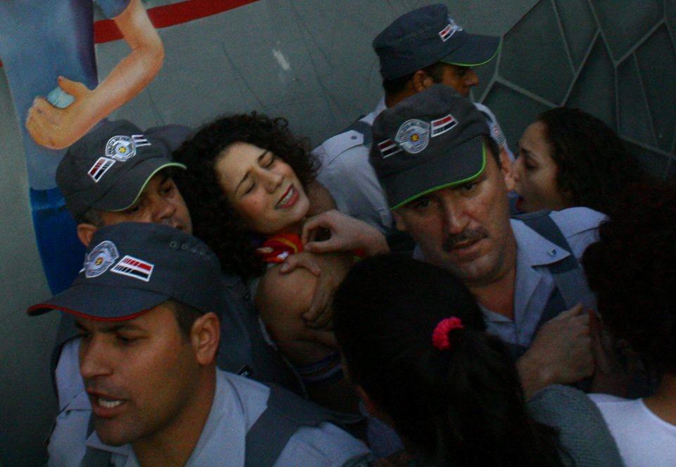 """Em São Paulo, """"mulheres dizendo o que pensam são ameaça passível de uso de violência"""""""