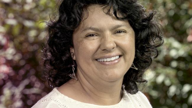 O que movia Berta Cáceres