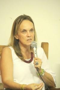 Daniela Chiaretti, jornalista do Valor Econômico. Foto: Gerhard Dilger
