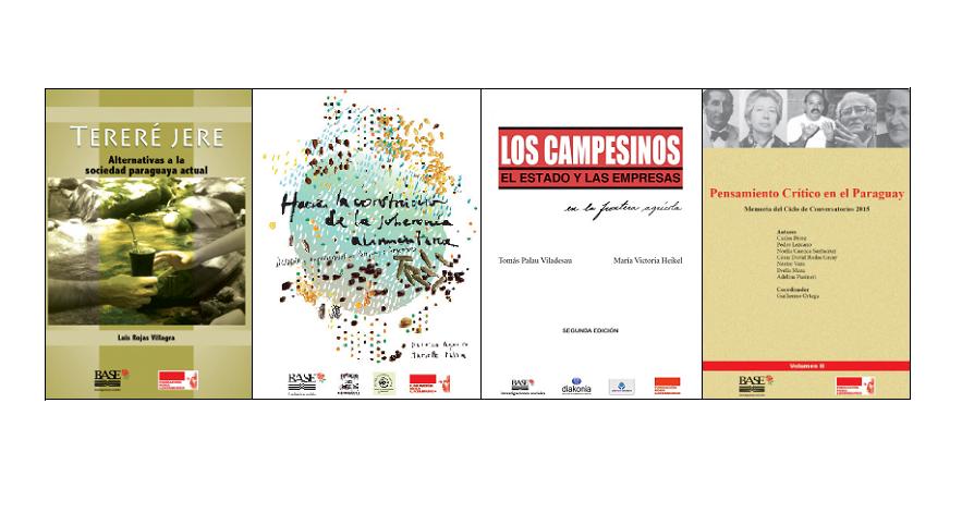 Cuatro publicaciones para comprender mejor al Paraguay