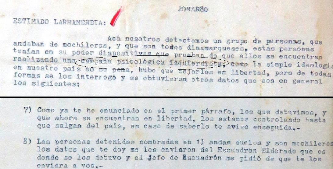 Se lanza centro de documentación virtual sobre la dictadura en Paraguay