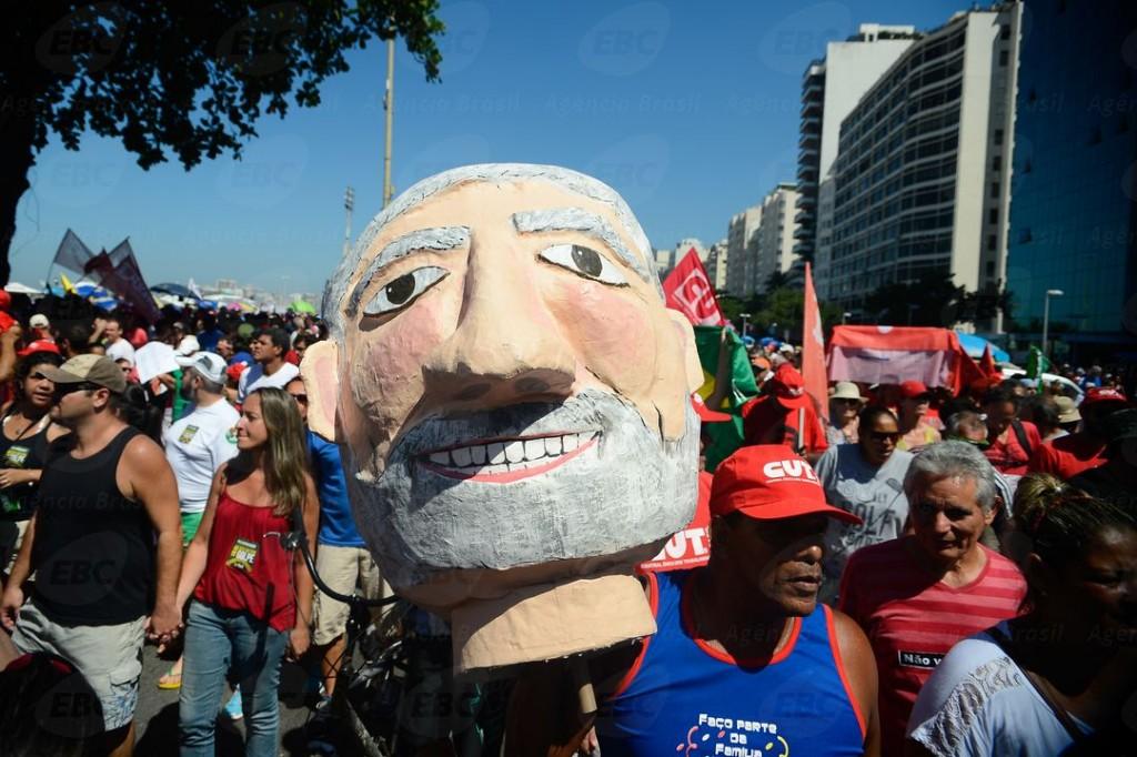 Demonstrationen Contra Impeachment