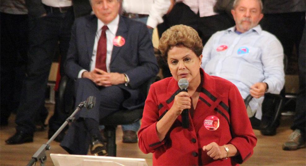 Südamerikas Linke mit dem Rücken zur Wand
