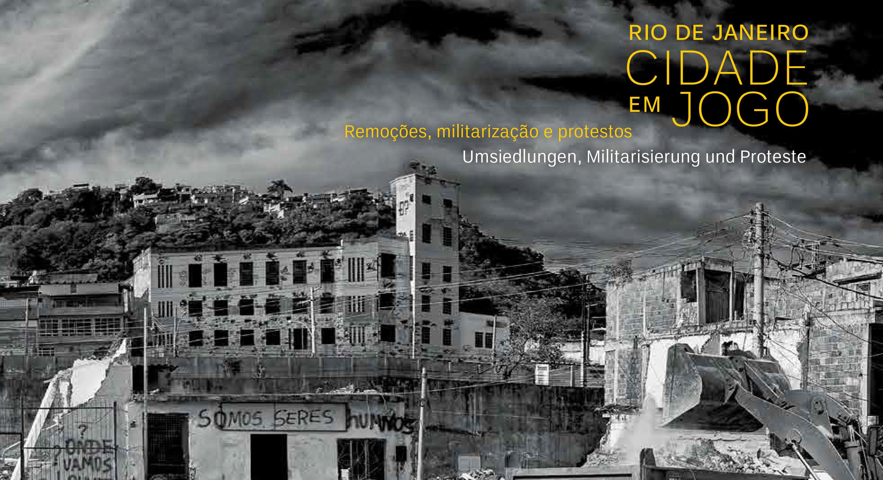 Rio de Janeiro: Cidade em Jogo