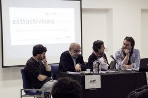 Tercer panel_Primer seminario extractivismo urbano