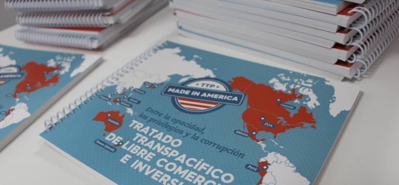 El Tratado Transpacífico de libre comercio e inversiones (TPP)