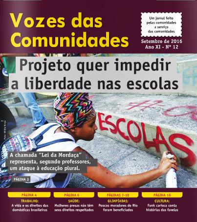 Jornal Vozes das Comunidades
