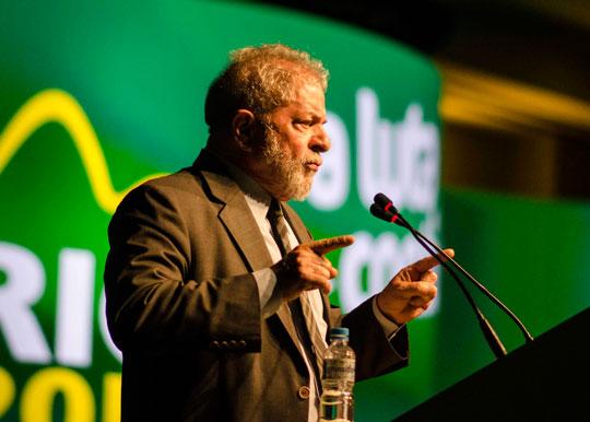 Lula, der Unversöhnliche