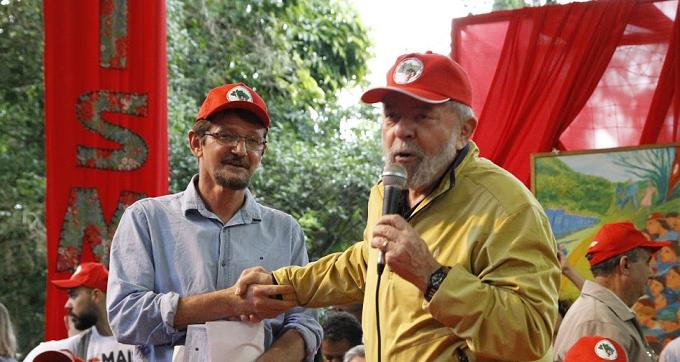 Solidarität mit der Landlosenbewegung MST!