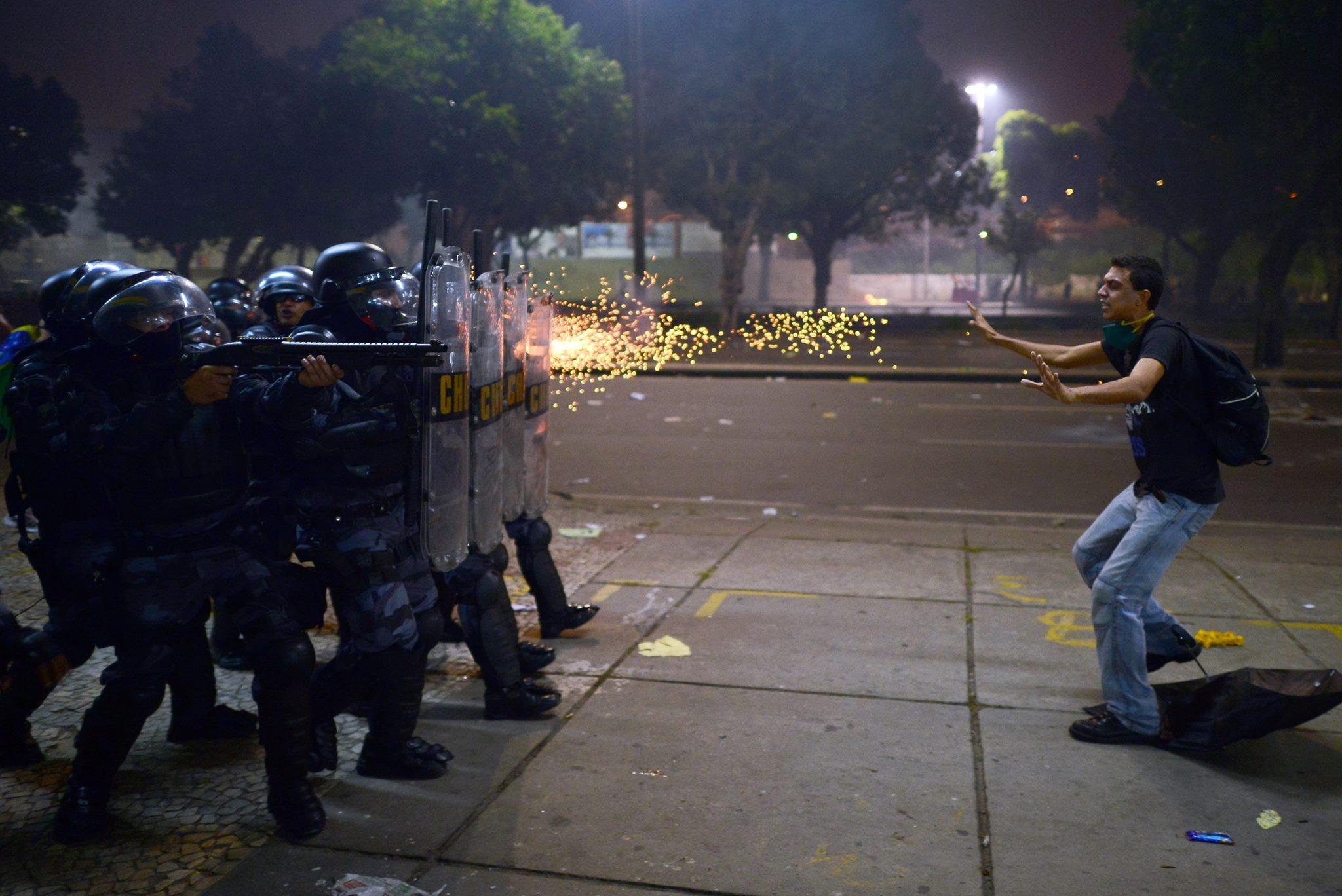 Rio, cidade-sede de um modelo global de militarização