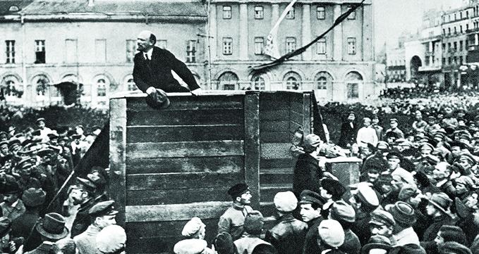Lenin's contradictory legacy