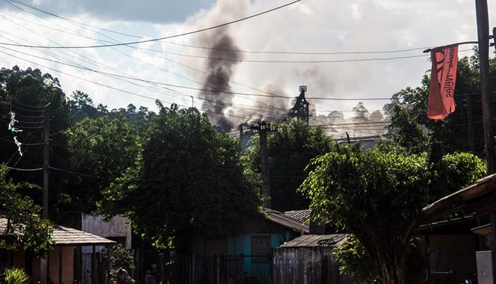 Pesquisadores italianos constatam danos causados por siderúrgicas no Maranhão