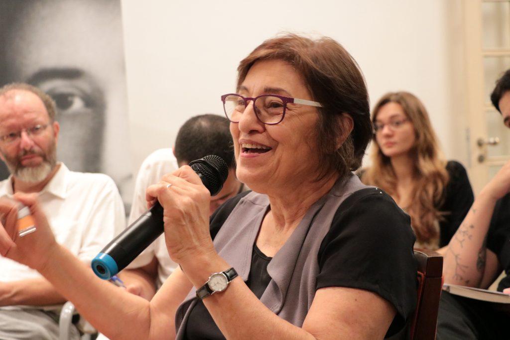 """Cibele Rizek: """"Entre os discursos dos direitos e o que se vive na periferia, há um vazio impossível de ser preenchido""""."""
