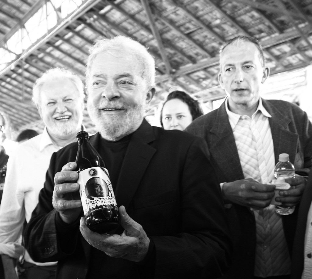 Lula fora temer