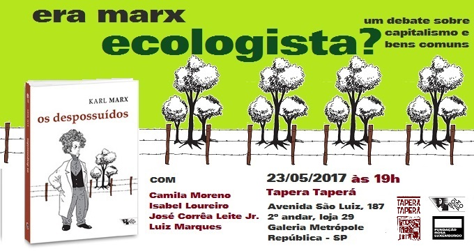 Era Marx ecologista?