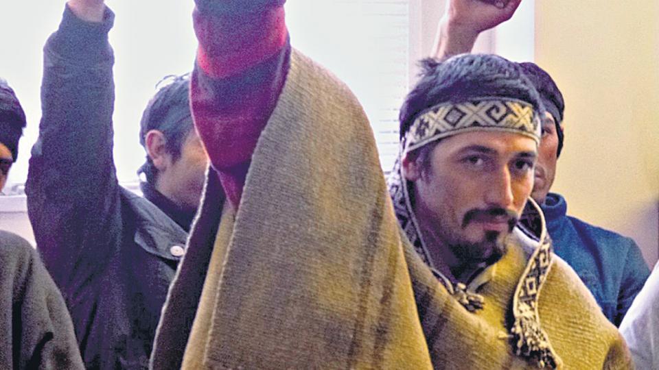 """""""Los mapuches somos un problema para el poder"""""""