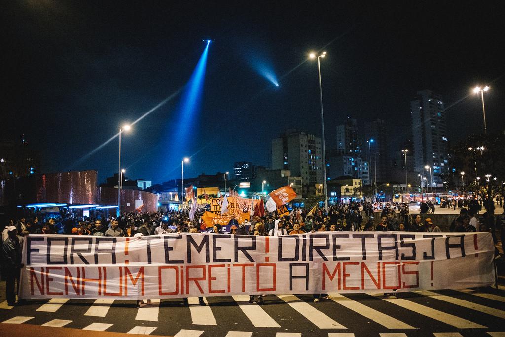 Herausforderungen für die Linke in Brasilien