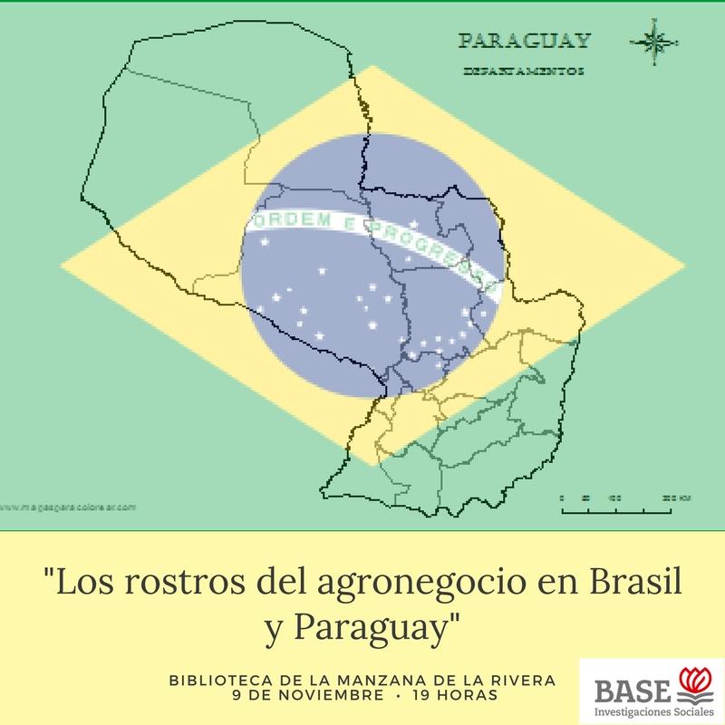 Catorce por ciento de las tierras del país están en manos de brasileños