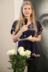 A antropóloga alemã Rosa Asendorpf
