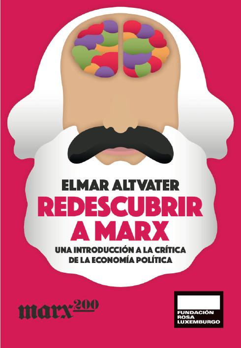 Tapa redescubrir a Marx