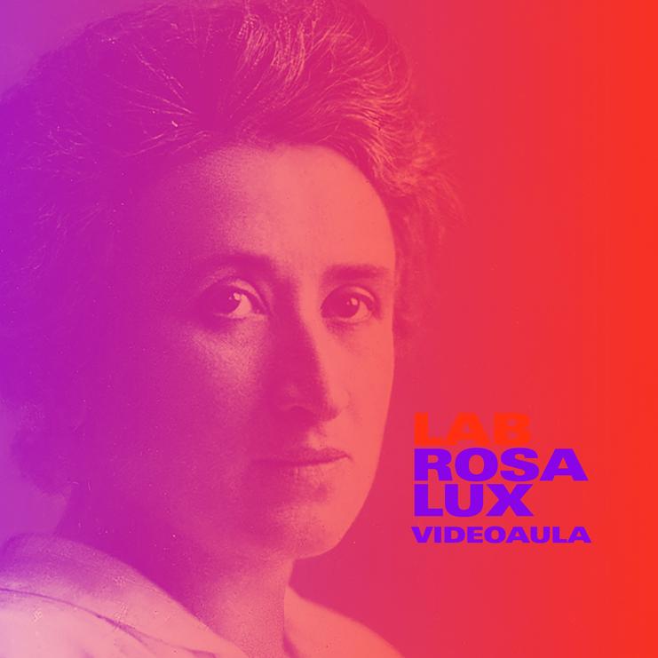 O pensamento de Rosa Luxemburgo em videoaulas