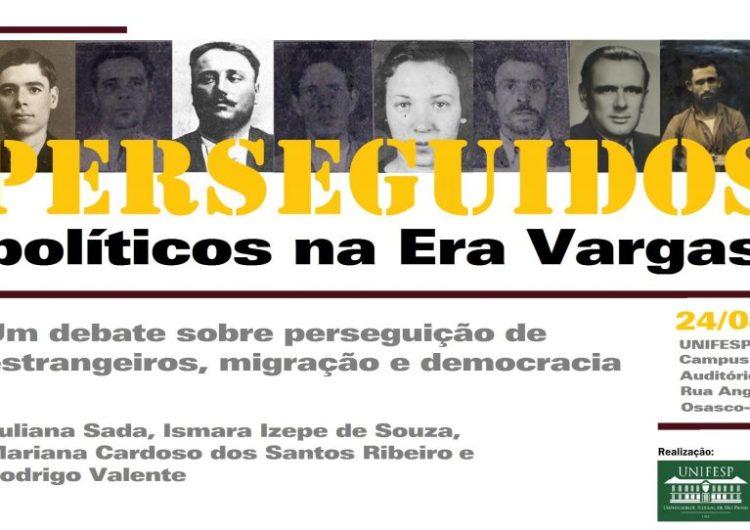 Perseguidos políticos da Era Vargas