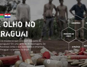 Série detalha relações do agronegócio entre Brasil e Paraguai