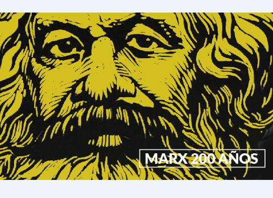 Encuentro Internacional: Marx 200 años