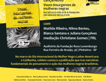 Publicação reúne parte da vasta produção de mulheres negras brasileiras