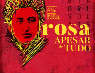 Obra teatral alemã sobre a vida de Rosa Luxemburgo chega ao Brasil