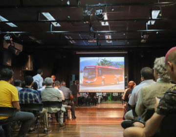 Seminário internacional apresenta experiências de tarifa zero