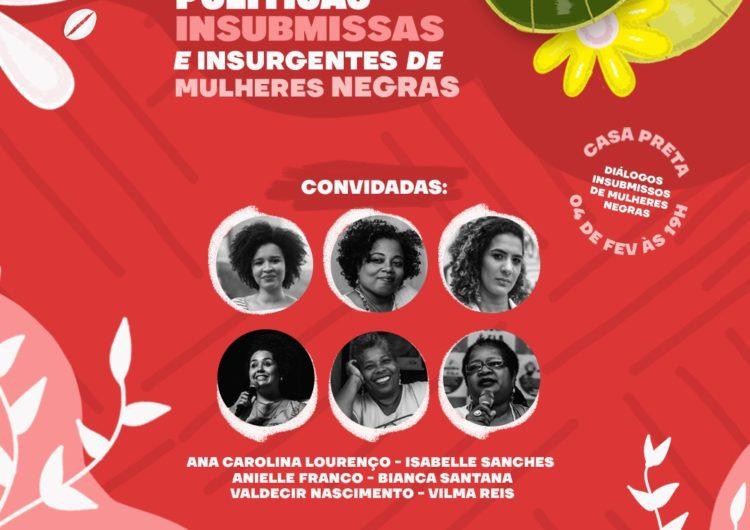 Na Bahia, Mulheres negras debatem participação na política
