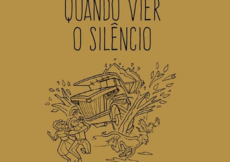 """Livro: """"Quando vier o silêncio – o problema mineral brasileiro"""""""