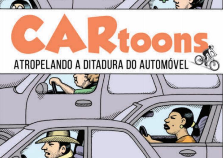 FRL disponibiliza gratuitamente livro CARtoons – Atropelando a ditadura do automóvel